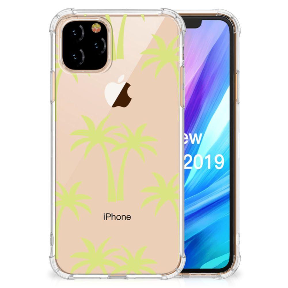 Apple iPhone 11 Pro Case Palmtrees