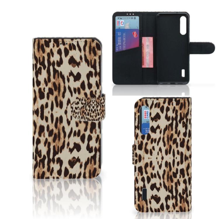Xiaomi Mi A3 Telefoonhoesje met Pasjes Leopard