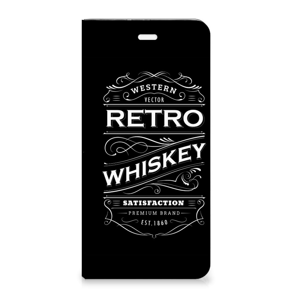 Huawei P10 Plus Flip Style Cover Whiskey