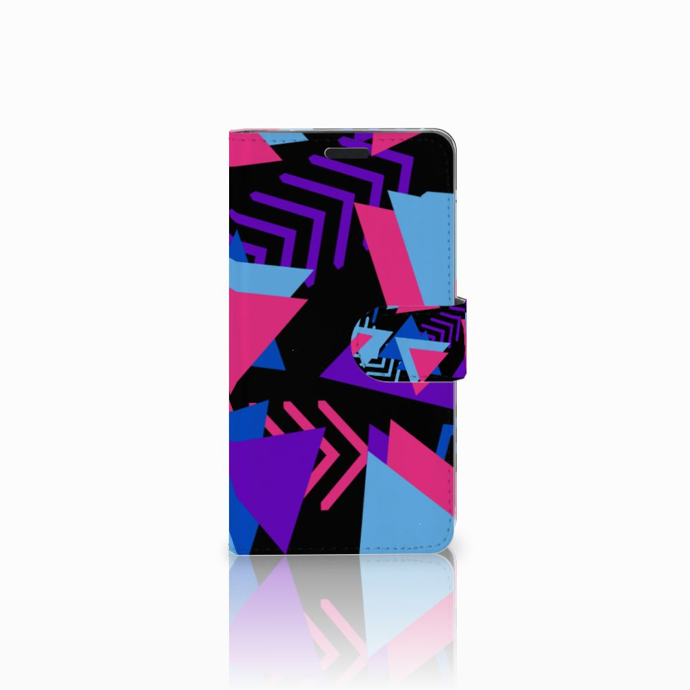 LG G3 Bookcase Funky Triangle