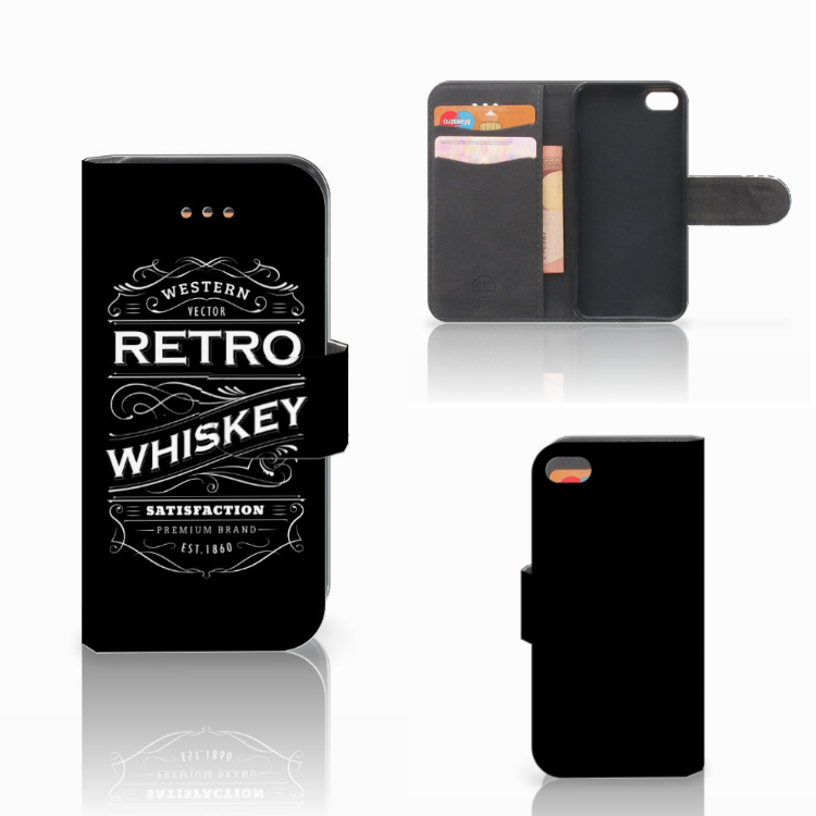 Apple iPhone 5C Book Cover Whiskey