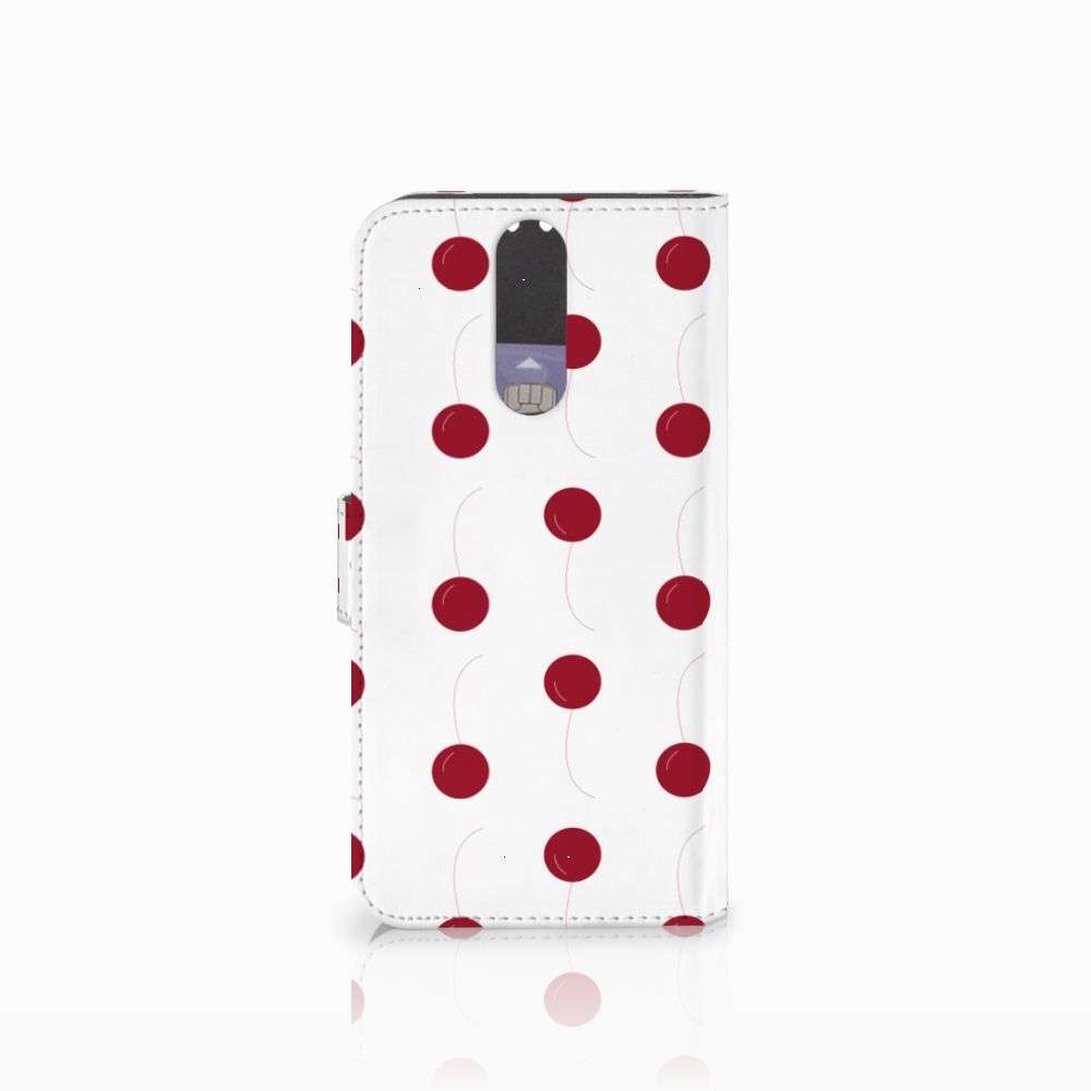 Huawei Mate 10 Lite Book Cover Cherries