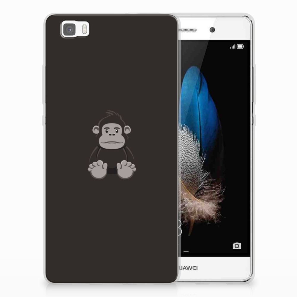 Huawei Ascend P8 Lite Uniek TPU Hoesje Gorilla