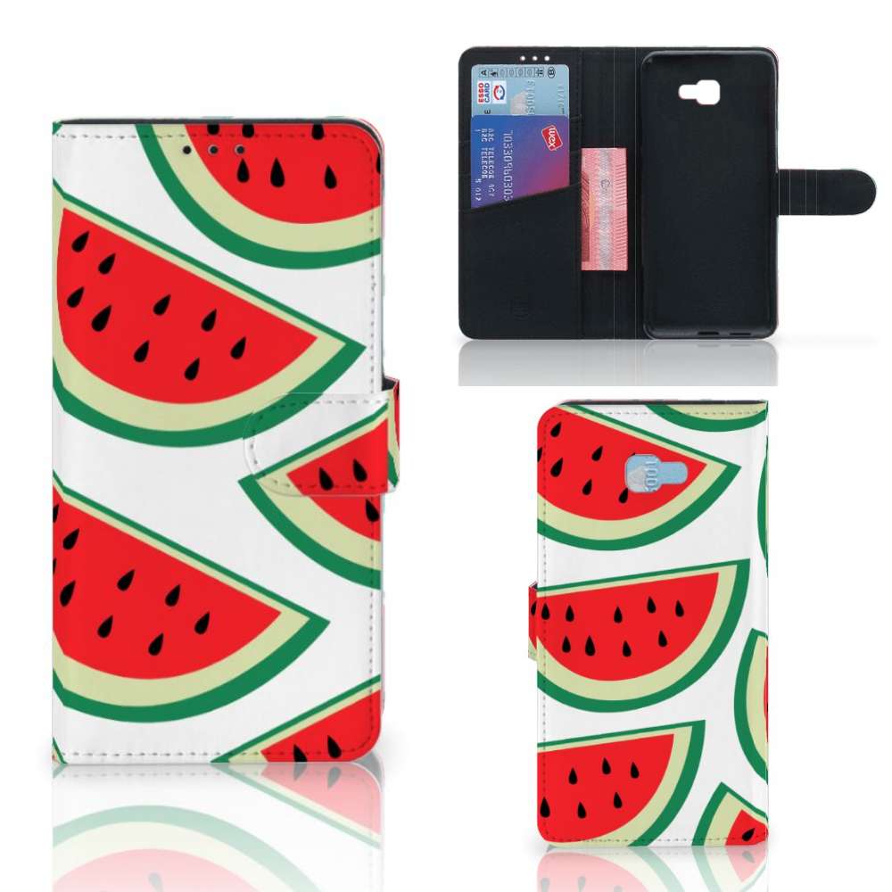 Samsung Galaxy J4 Plus (2018) Book Cover Watermelons
