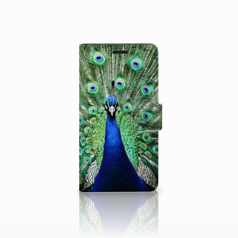 Sony Xperia T3 Boekhoesje Design Pauw