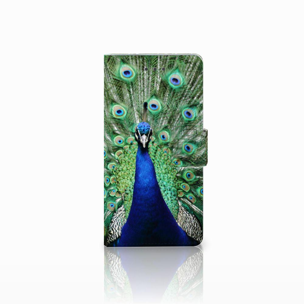 Huawei Ascend P8 Boekhoesje Design Pauw