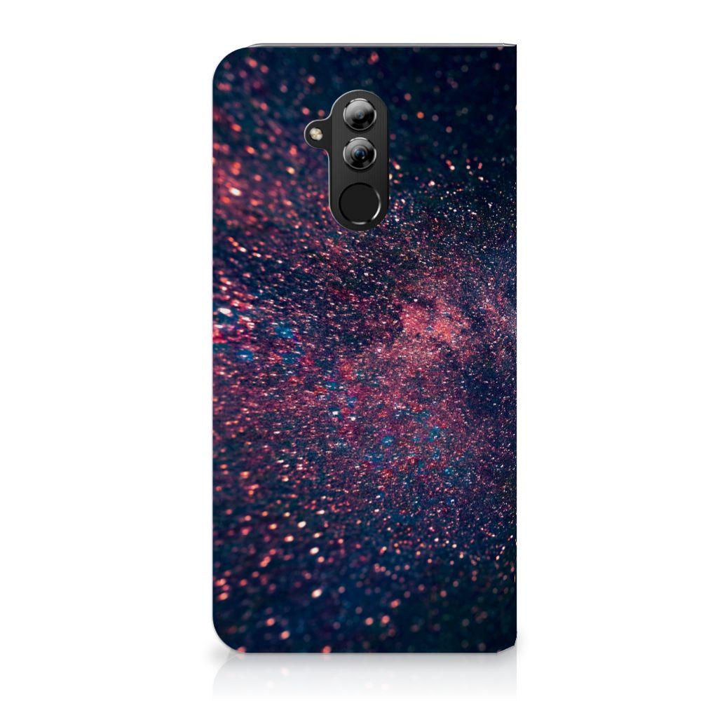 Huawei Mate 20 Lite Standcase Hoesje Design Stars