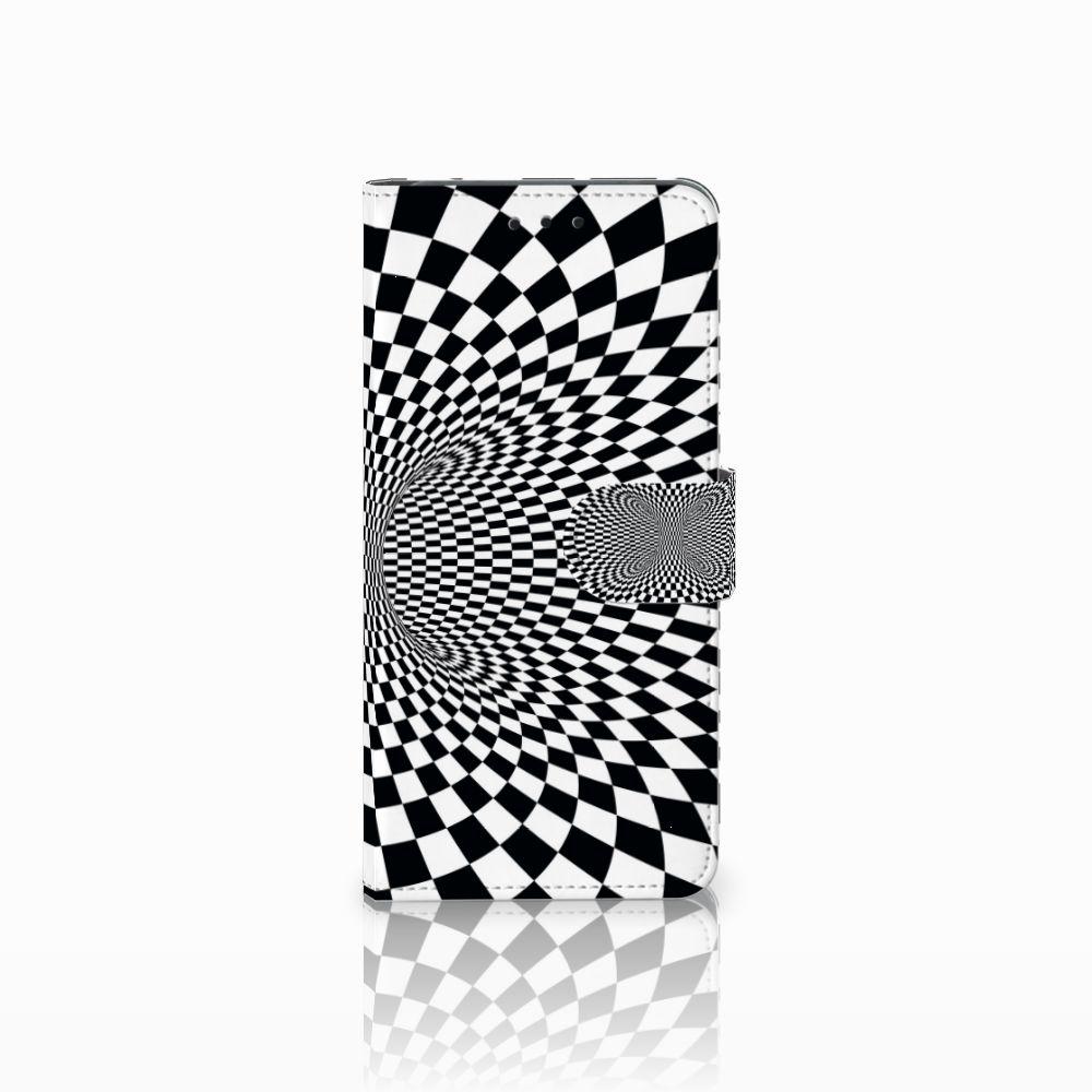 Huawei Mate 20 Pro Bookcase Illusie