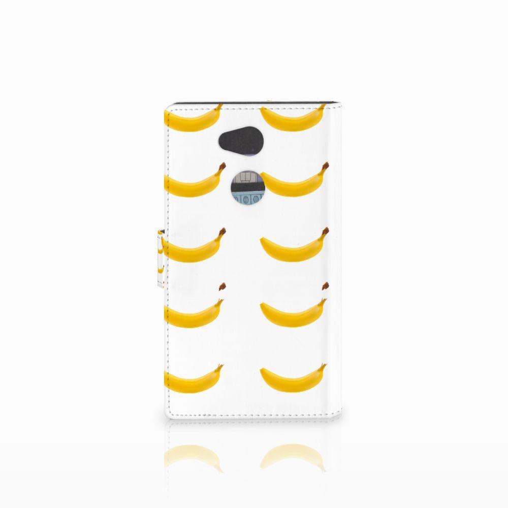 Sony Xperia L2 Book Cover Banana