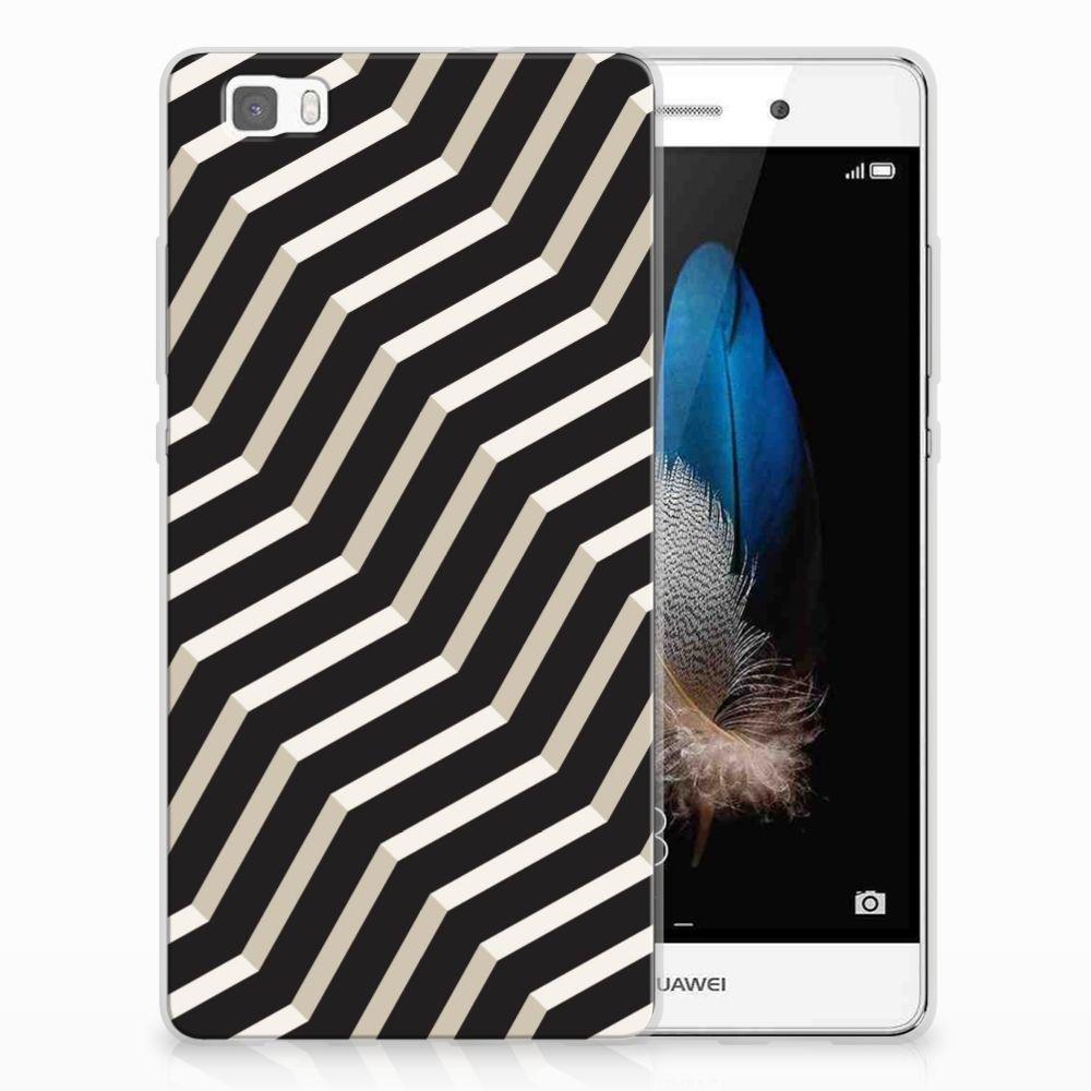 Huawei Ascend P8 Lite TPU Hoesje Illusion
