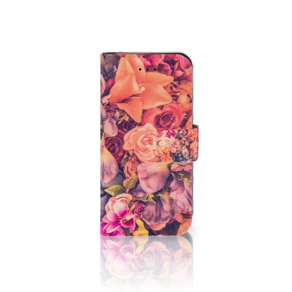 Apple iPhone 7 | 8 Boekhoesje Design Bosje Bloemen