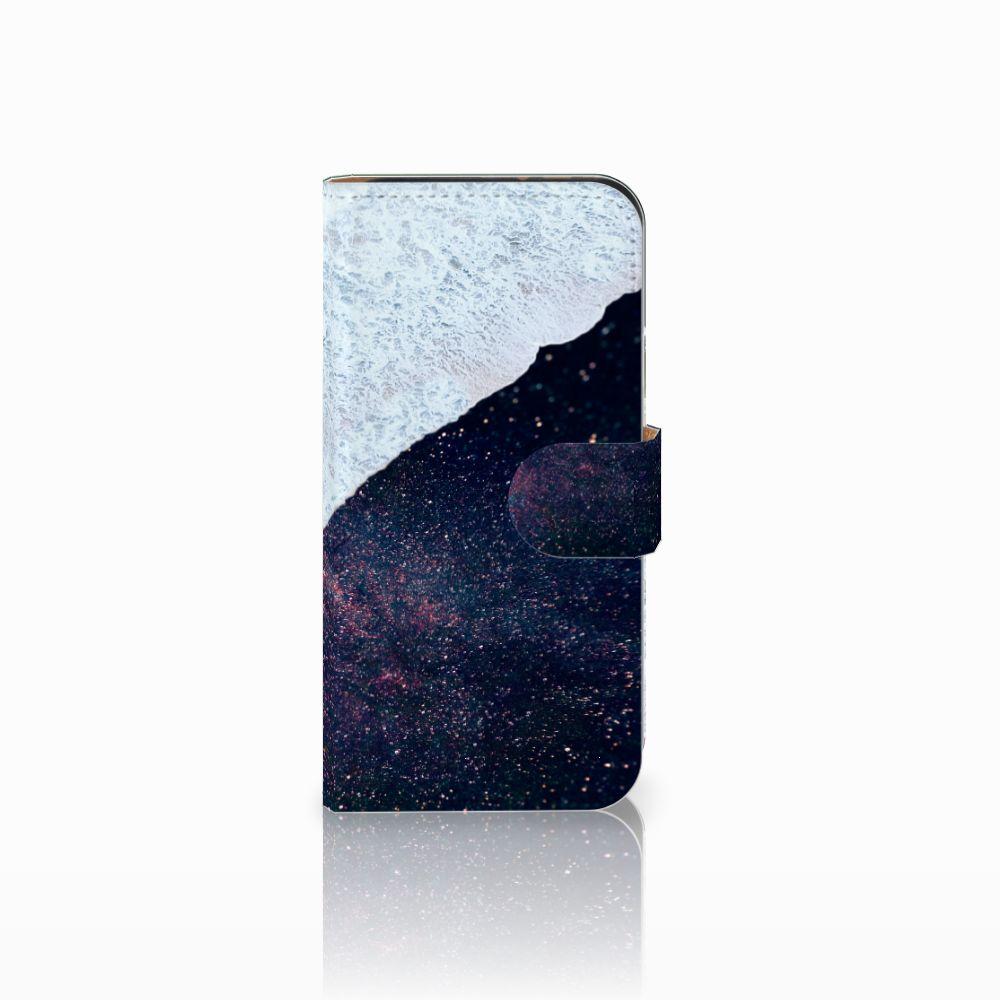 HTC One Mini 2 Bookcase Sea in Space