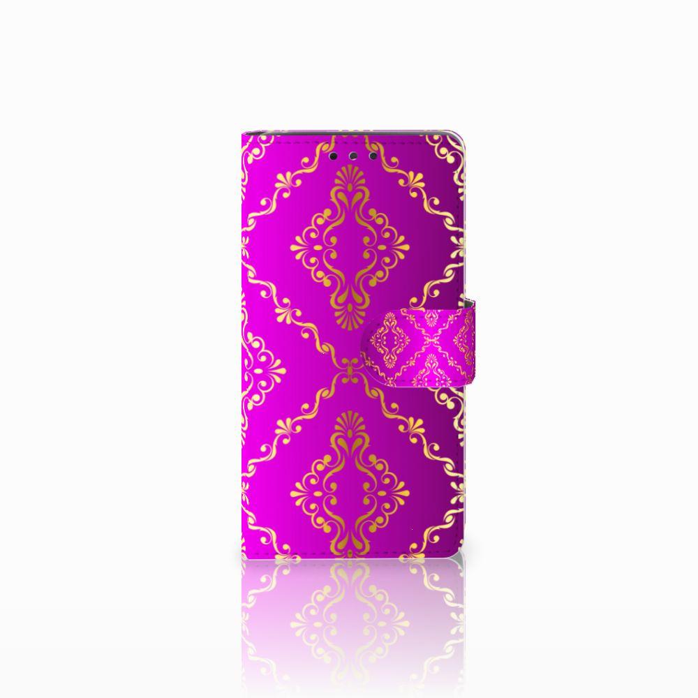 Wallet Case LG Bello 2 Barok Roze