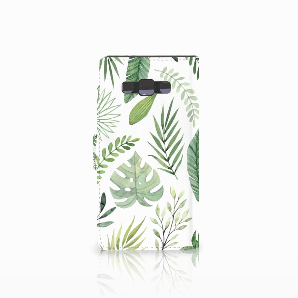 Samsung Galaxy A7 2015 Hoesje Leaves