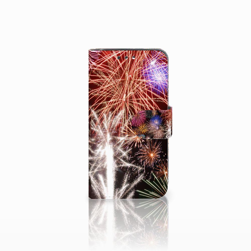 Huawei Y5 Y560 Boekhoesje Design Vuurwerk