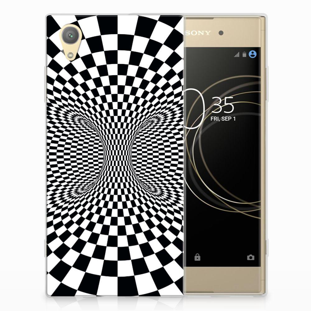 Sony Xperia XA1 Plus TPU Hoesje Illusie