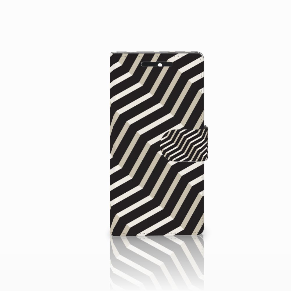HTC Desire 628 Boekhoesje Design Illusion