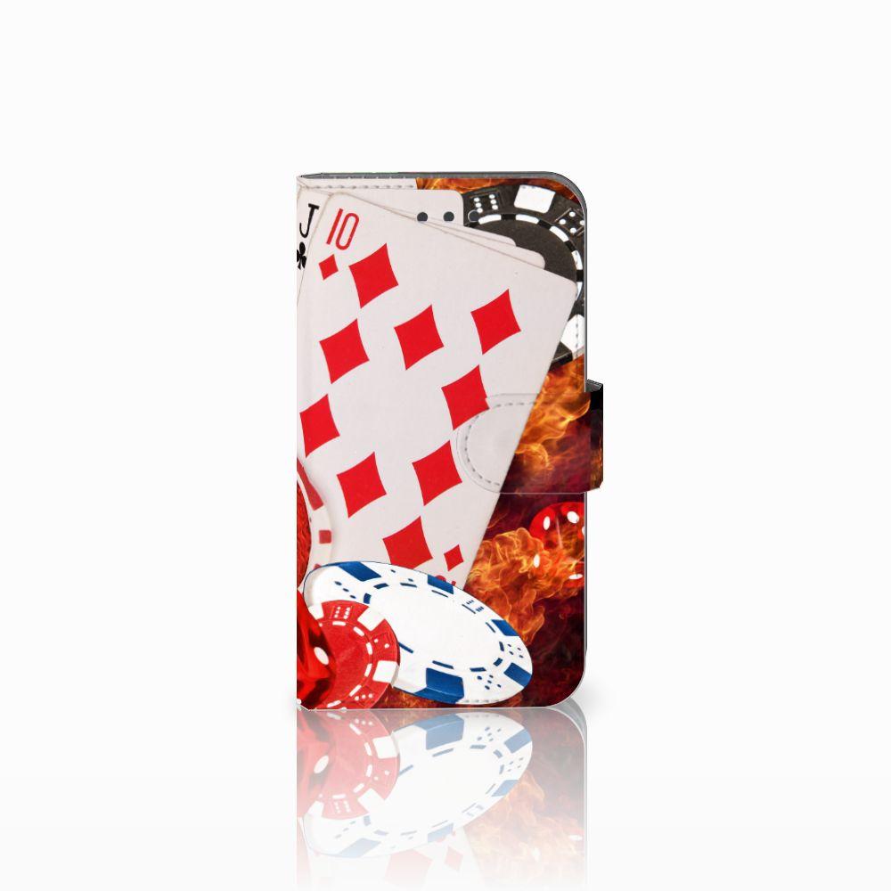 Samsung Galaxy Xcover 3 | Xcover 3 VE Uniek Boekhoesje Casino