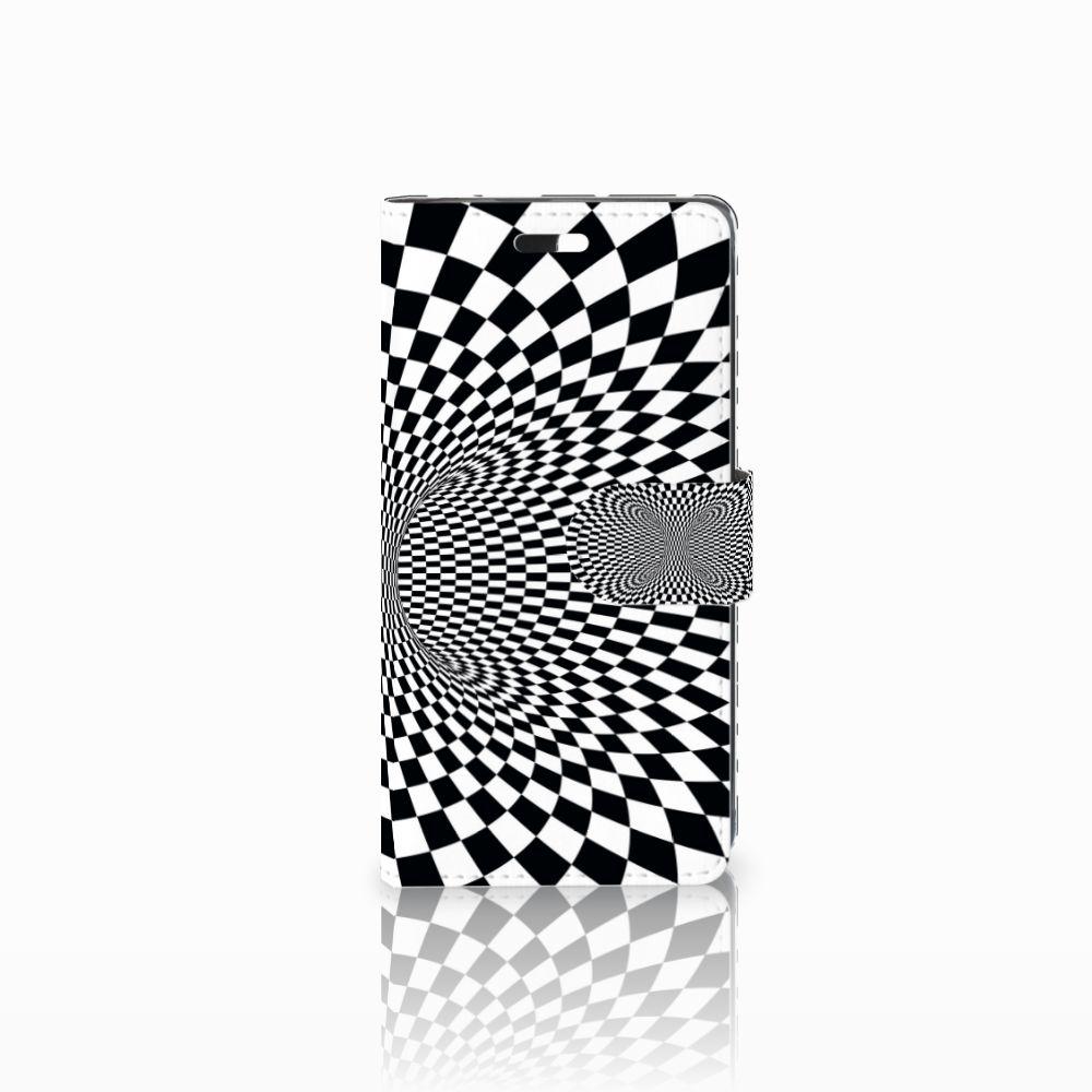 Huawei Y635 Bookcase Illusie