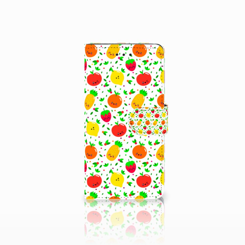 Huawei Y5 2018 Boekhoesje Design Fruits