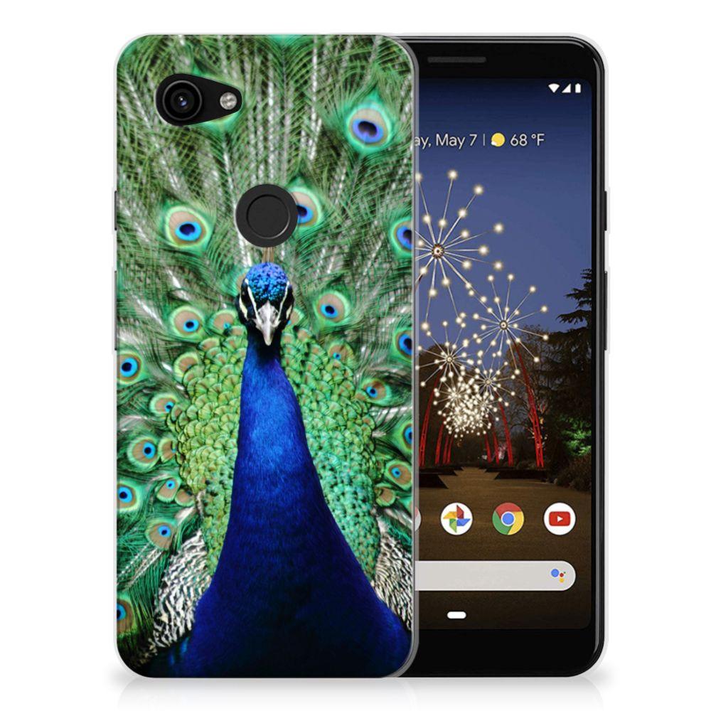 Google Pixel 3A TPU Hoesje Pauw