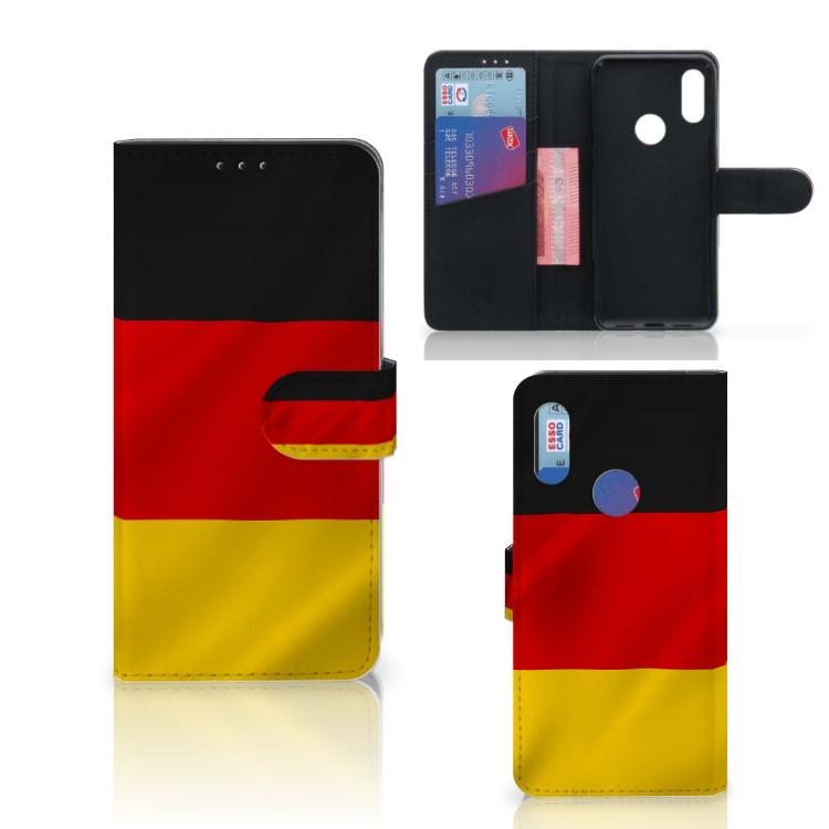 Xiaomi Redmi 7 Bookstyle Case Duitsland