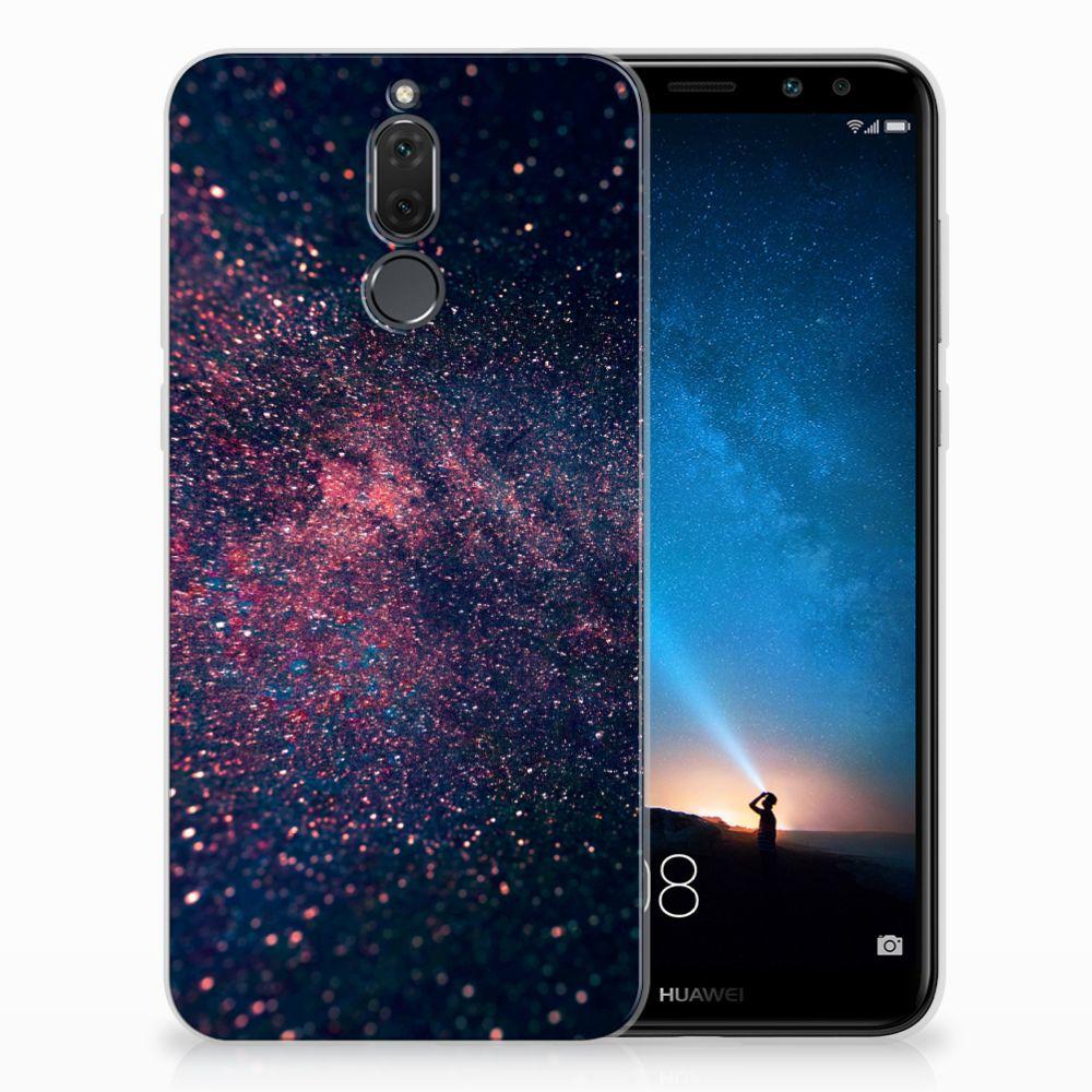 Huawei Mate 10 Lite TPU Hoesje Stars