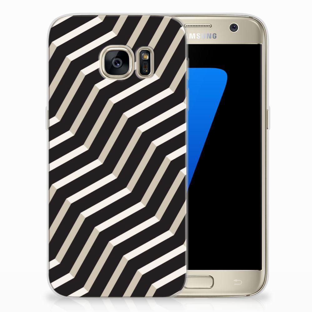 Samsung Galaxy S7 TPU Hoesje Illusion