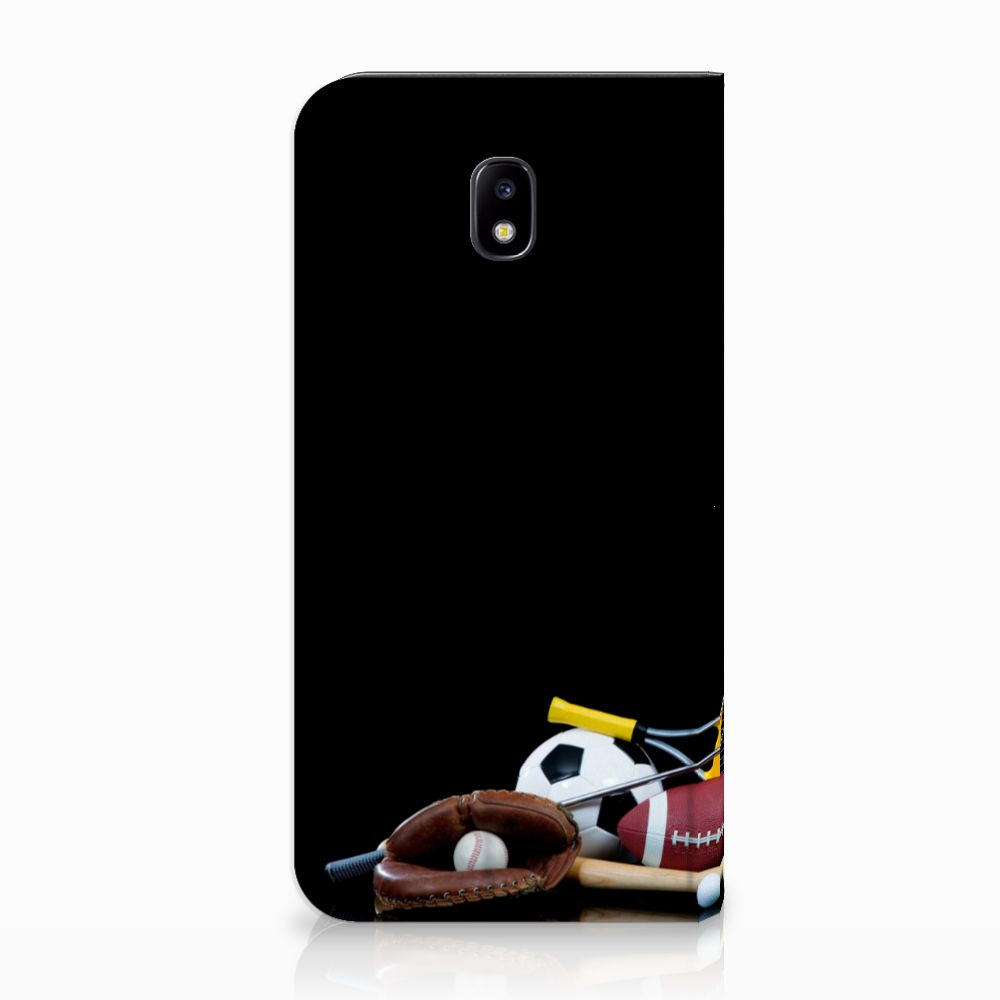 Samsung Galaxy J5 2017 Standcase Hoesje Design Sports