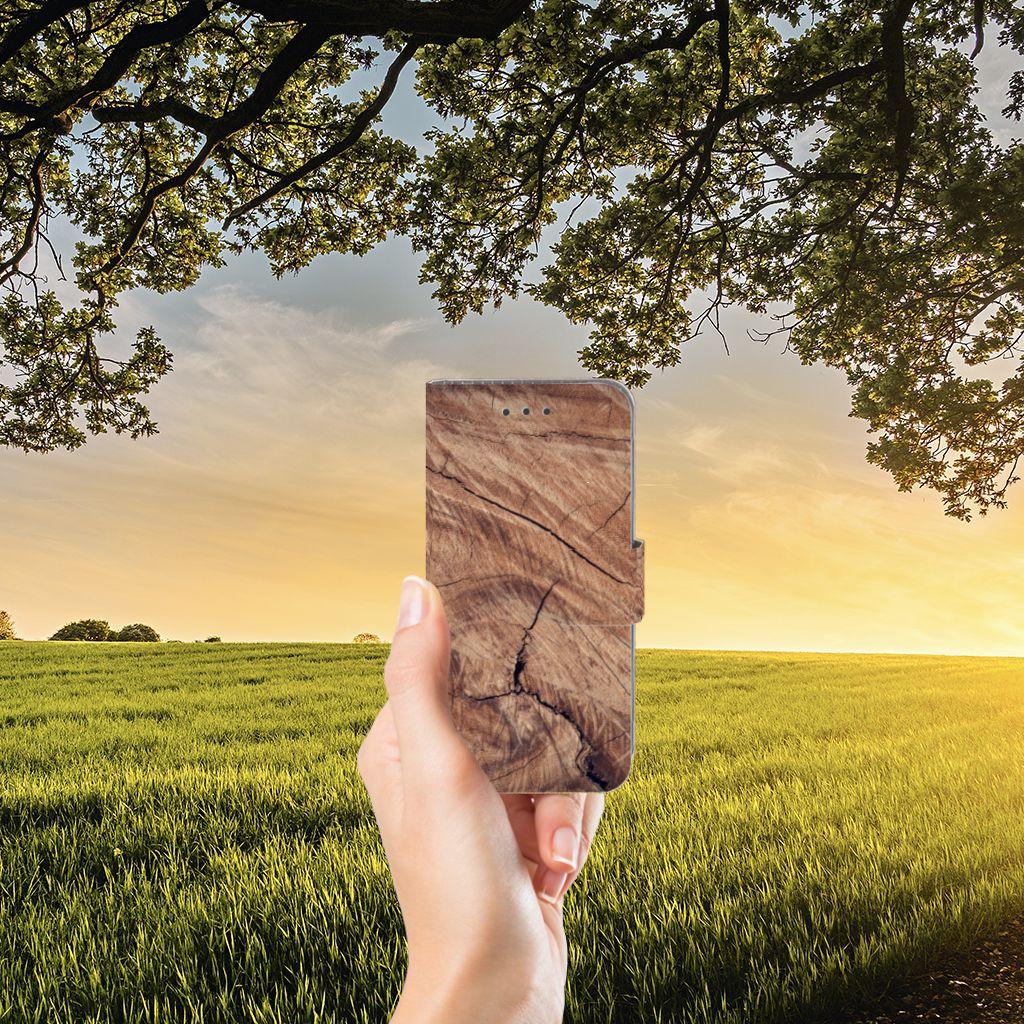 Samsung Galaxy J3 2016 Boekhoesje Design Tree Trunk