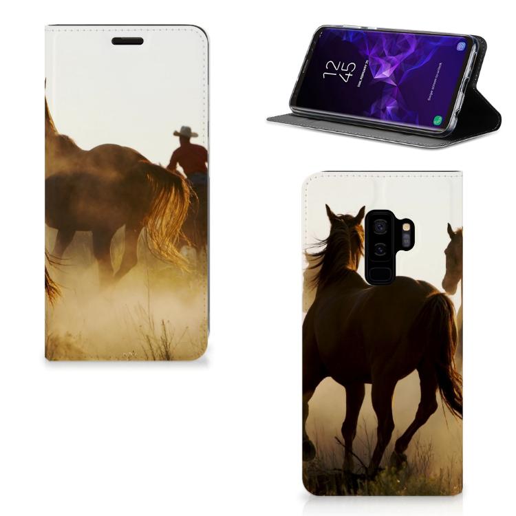 Samsung Galaxy S9 Plus Hoesje maken Design Cowboy
