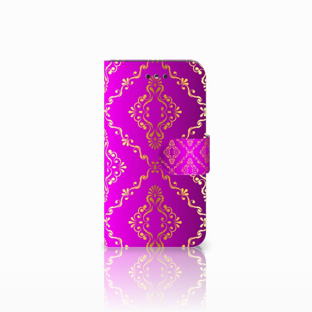 Nokia 1 Uniek Boekhoesje Barok Roze