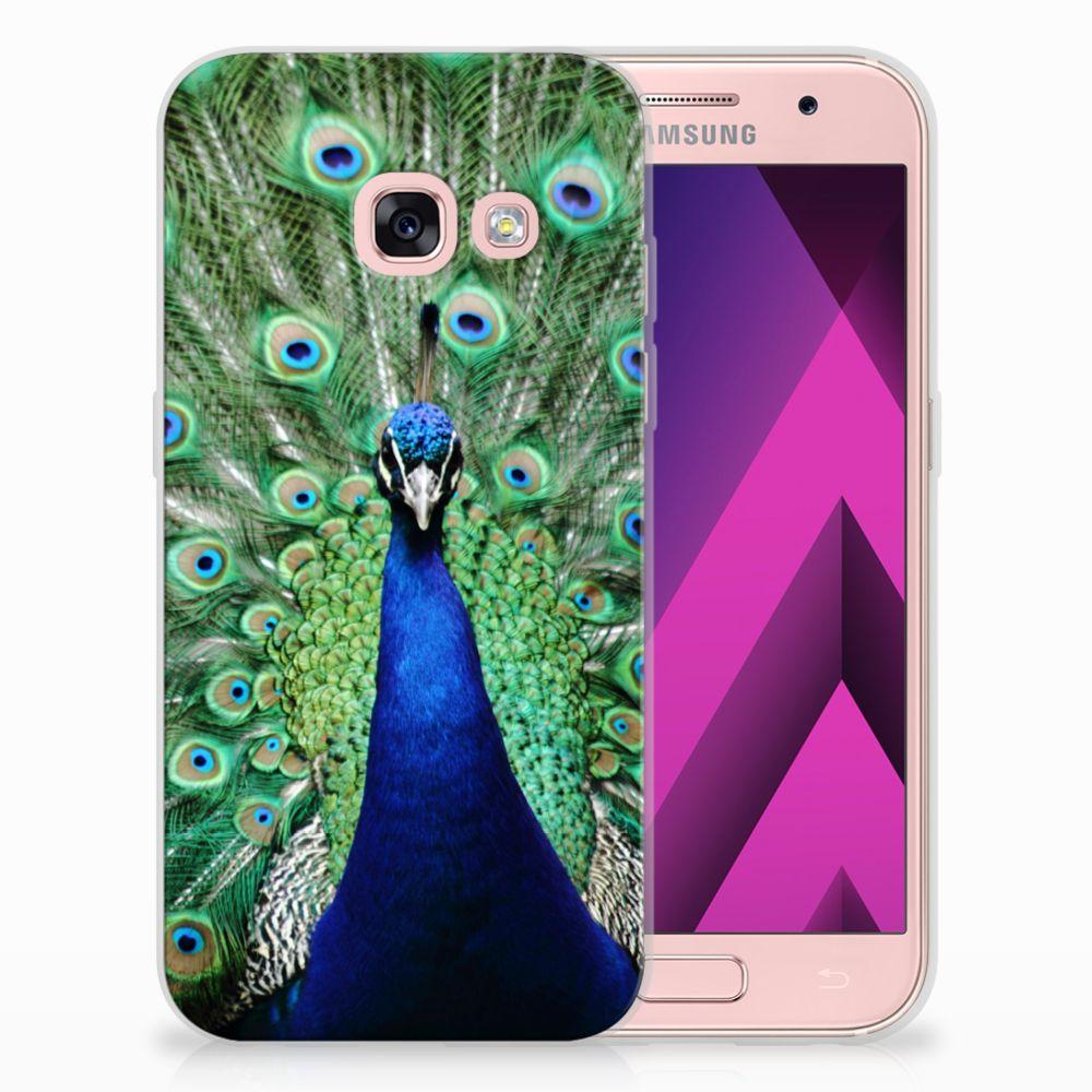 Samsung Galaxy A3 2017 TPU Hoesje Design Pauw