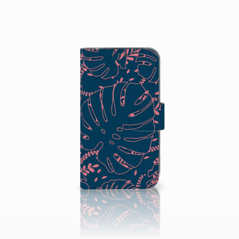 Samsung Galaxy Xcover 4 Boekhoesje Design Palm Leaves
