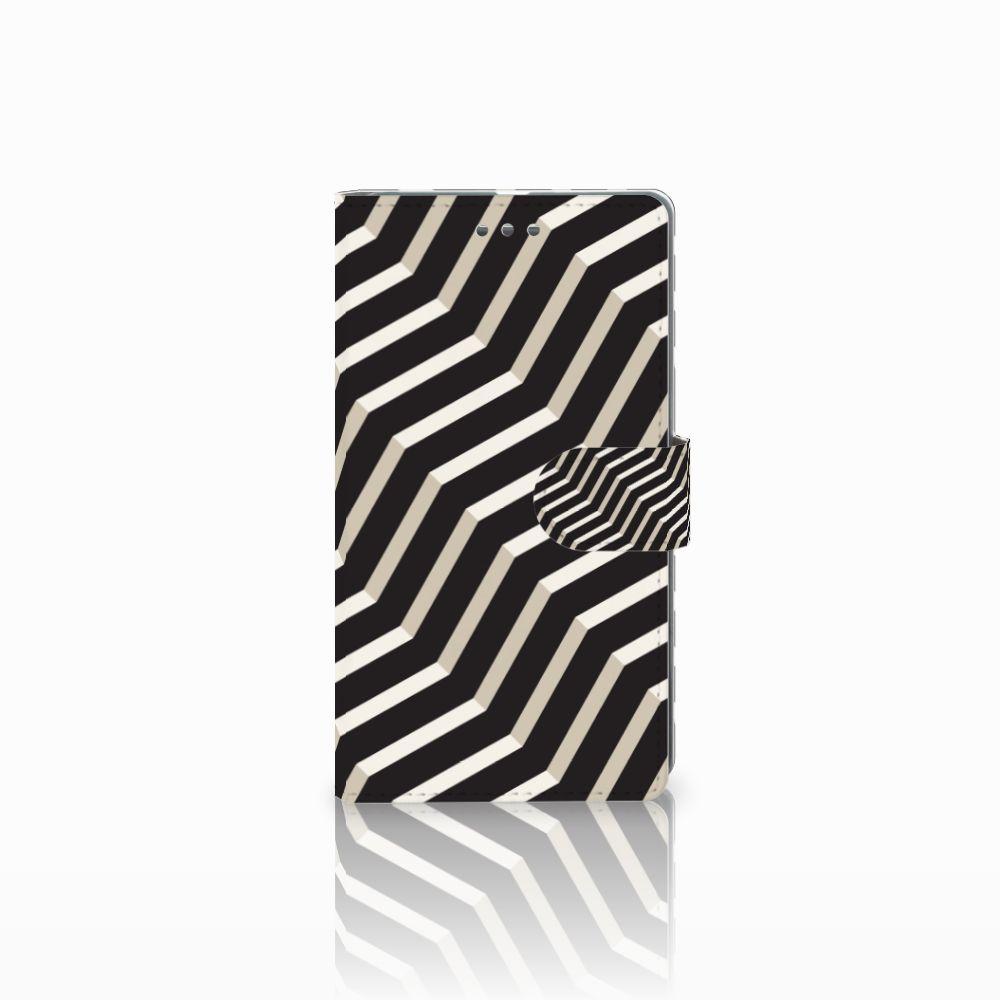 Microsoft Lumia 950 XL Bookcase Illusion