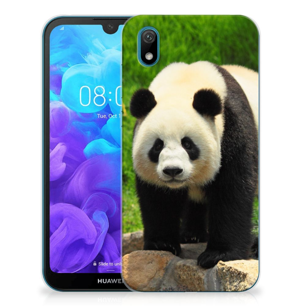 Huawei Y5 (2019) TPU Hoesje Panda