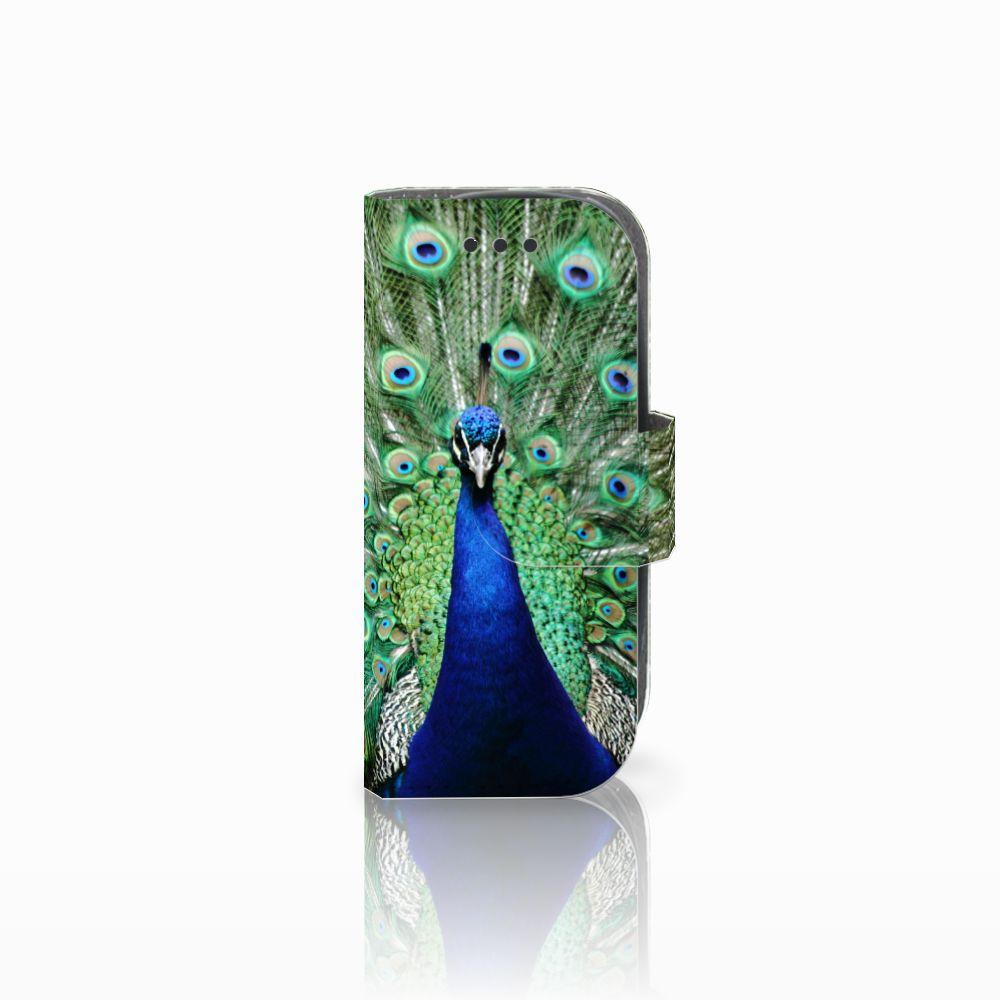Nokia 3310 (2017) Boekhoesje Design Pauw