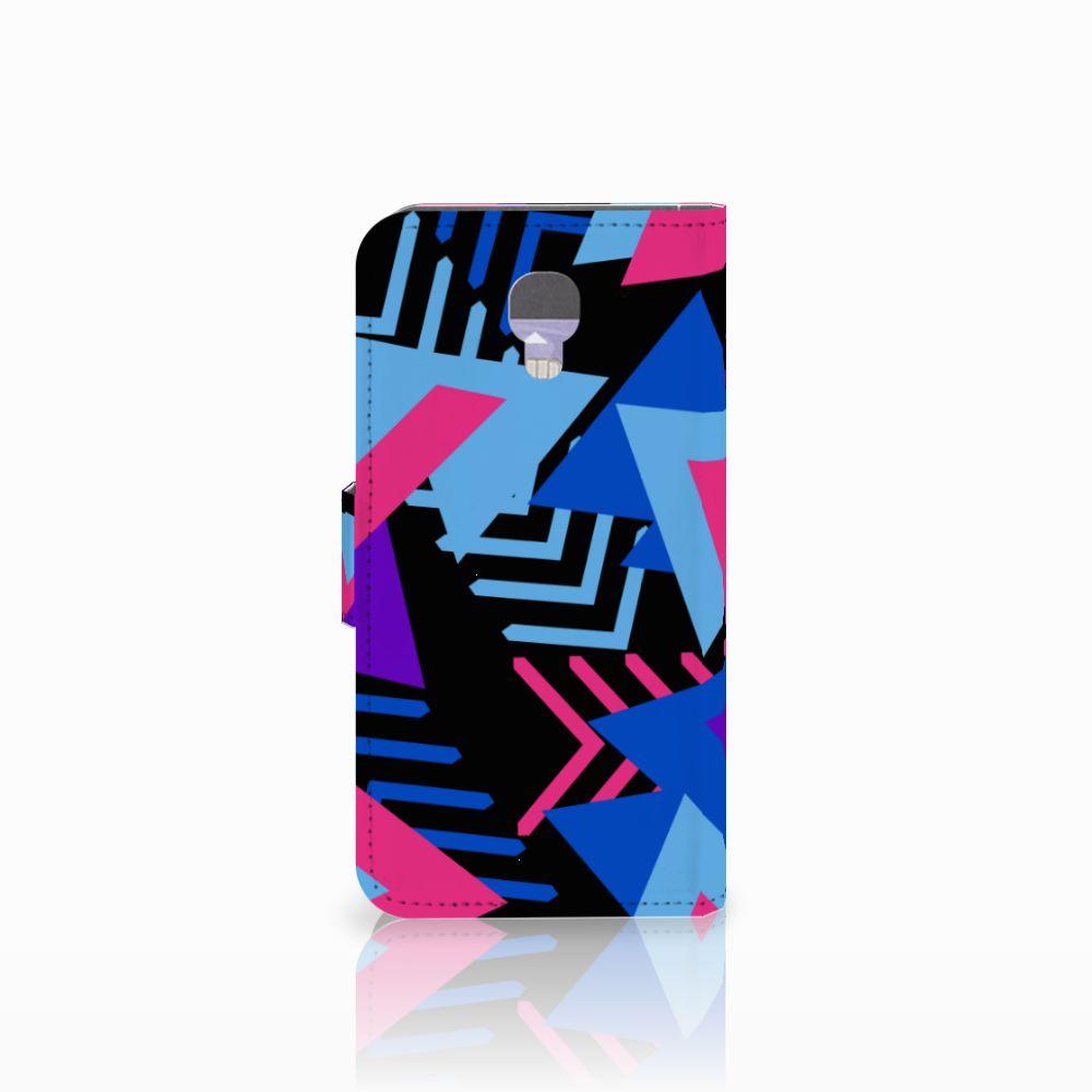 LG X Screen Bookcase Funky Triangle