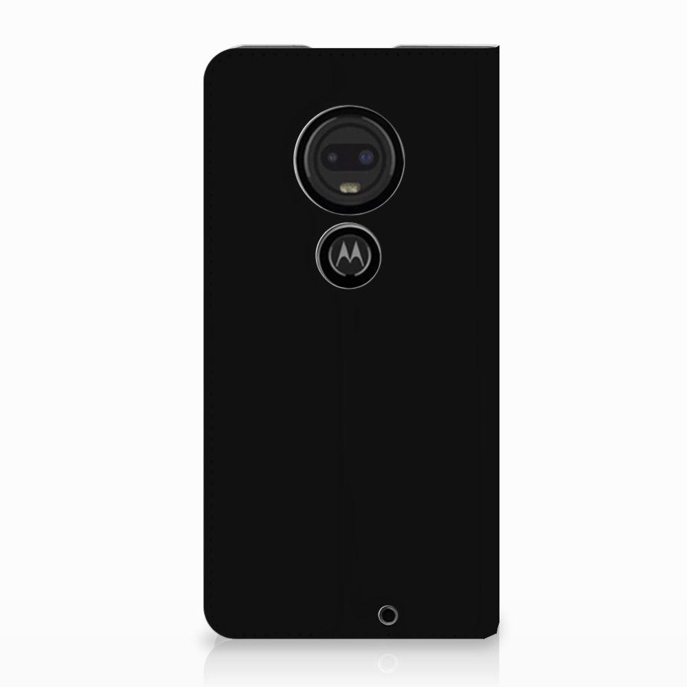 Motorola Moto G7 | G7 Plus Uniek Standcase Hoesje Popart Princess