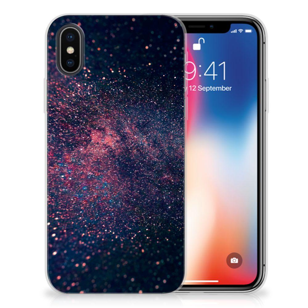 Apple iPhone X | Xs TPU Hoesje Design Stars