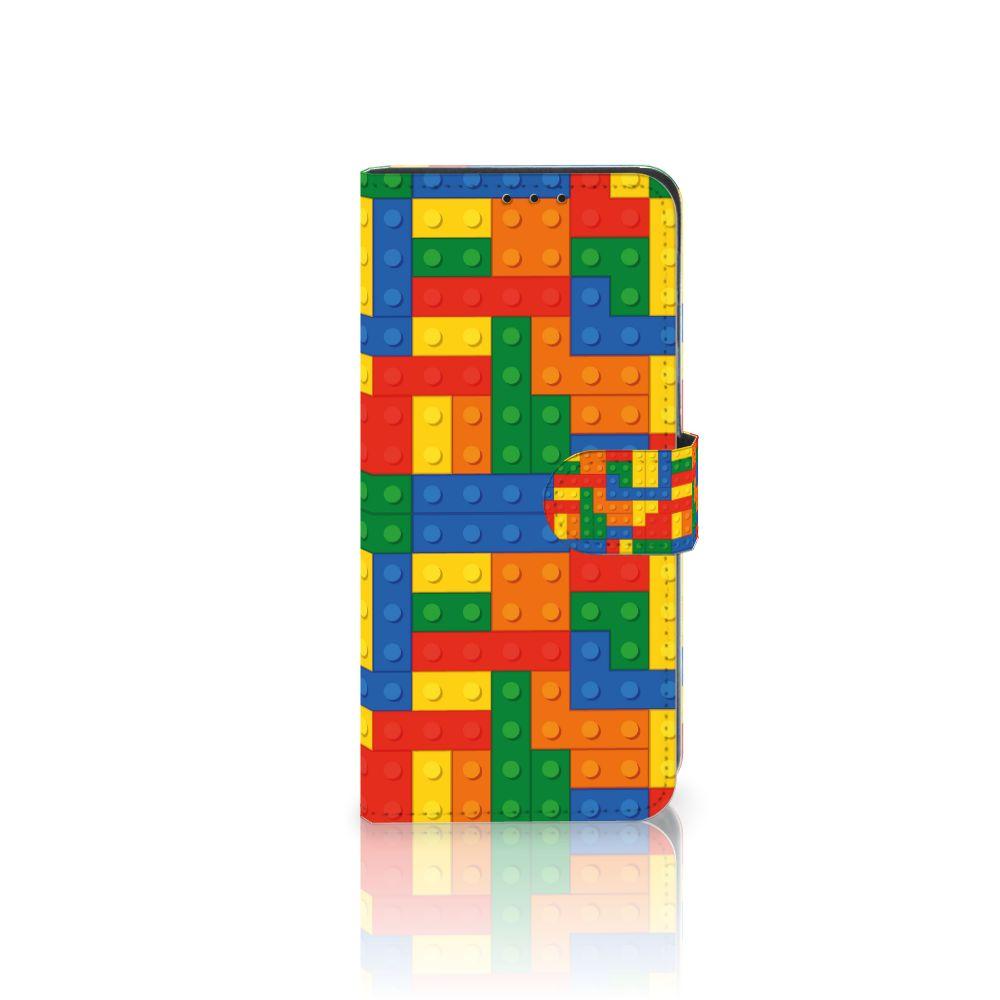 Huawei Mate 20 Lite Boekhoesje Design Blokken