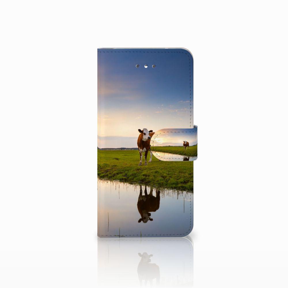 LG Nexus 5X Boekhoesje Design Koe