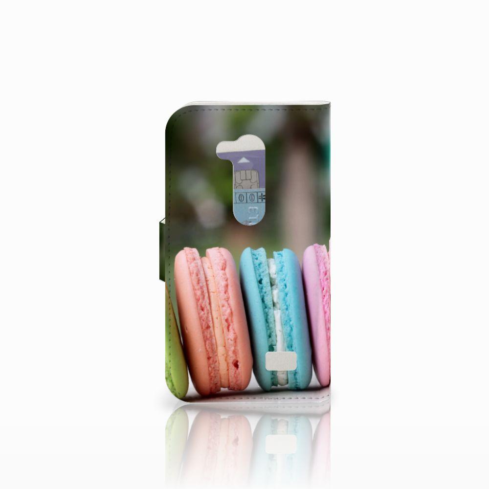 LG L Fino Book Cover Macarons