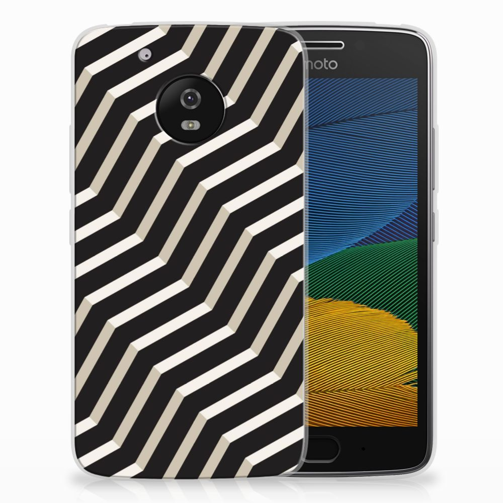 Motorola Moto G5 TPU Hoesje Illusion