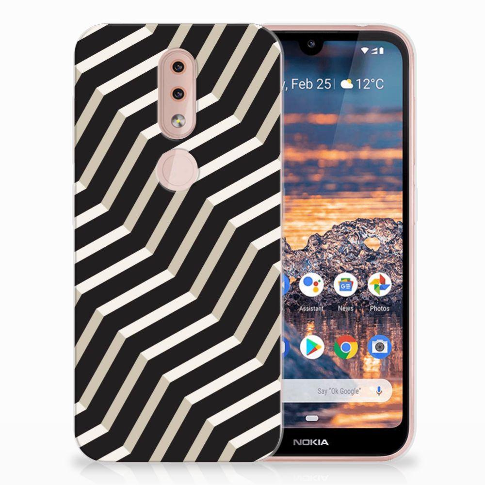 Nokia 4.2 TPU Hoesje Illusion