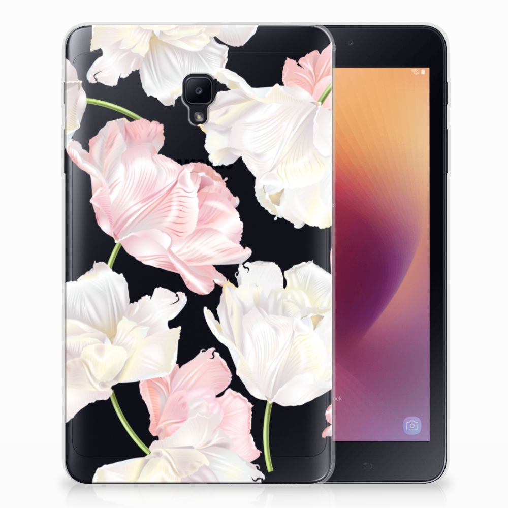 Samsung Galaxy Tab A 8.0 (2017) Tablethoesje Design Lovely Flowers