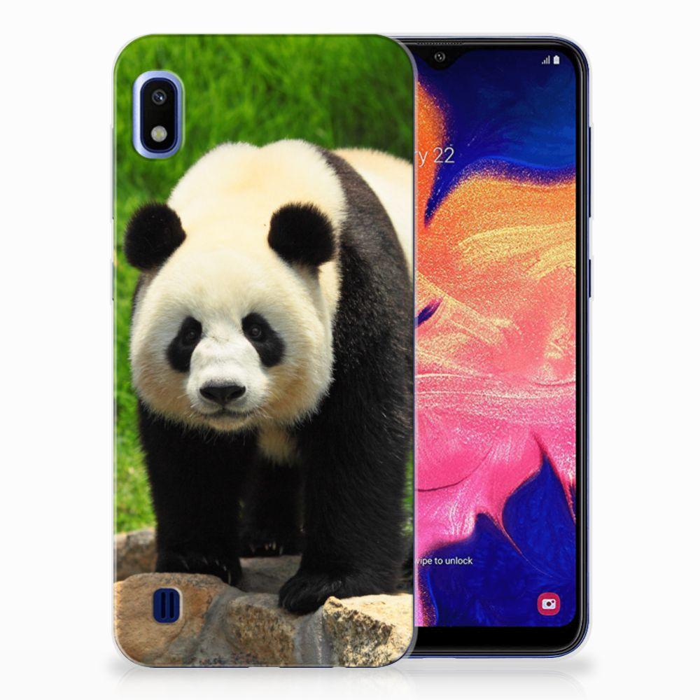 Samsung Galaxy A10 TPU Hoesje Panda