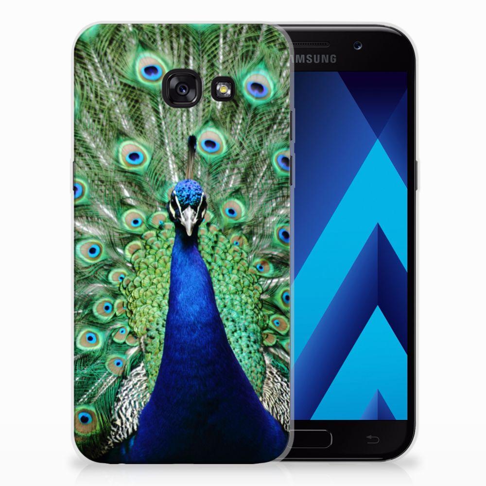 Samsung Galaxy A5 2017 TPU Hoesje Pauw