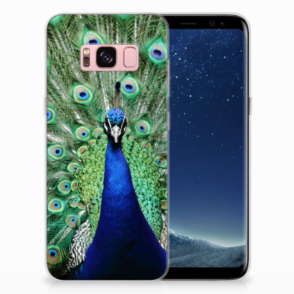 Samsung Galaxy S8 TPU Hoesje Design Pauw