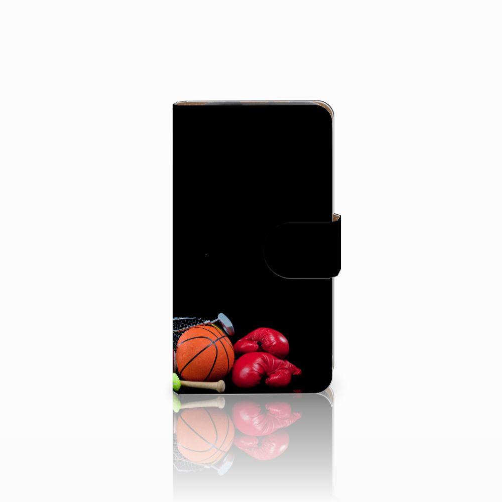 HTC Desire 310 Boekhoesje Design Sports